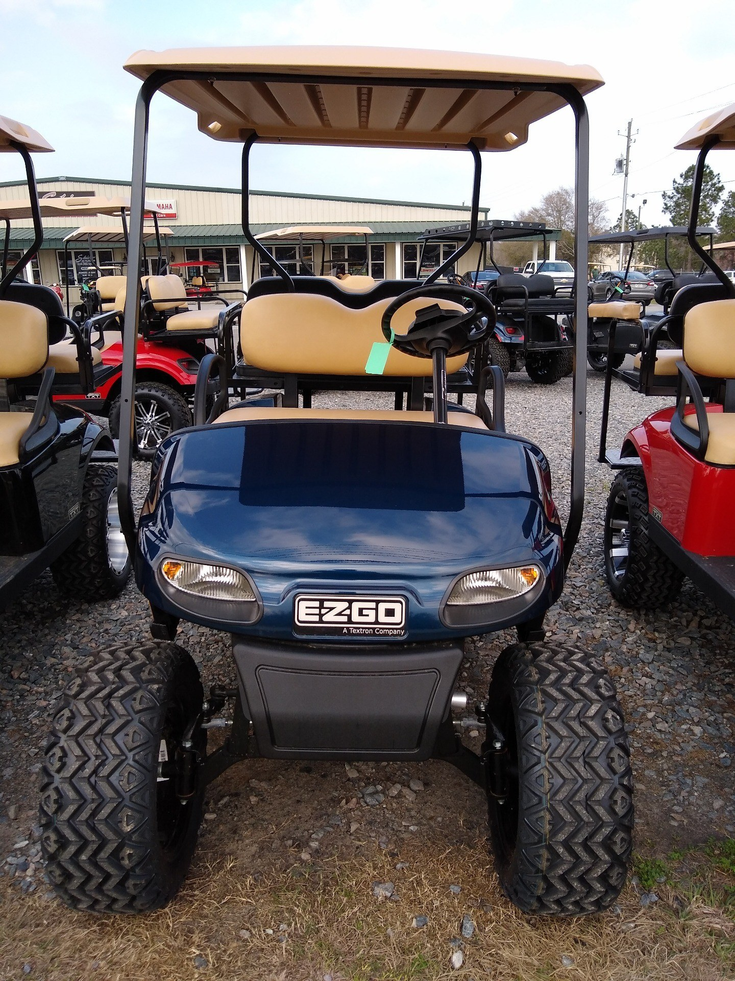 2019 E-Z-Go Freedom TXT Gas in Tifton, Georgia - Photo 9