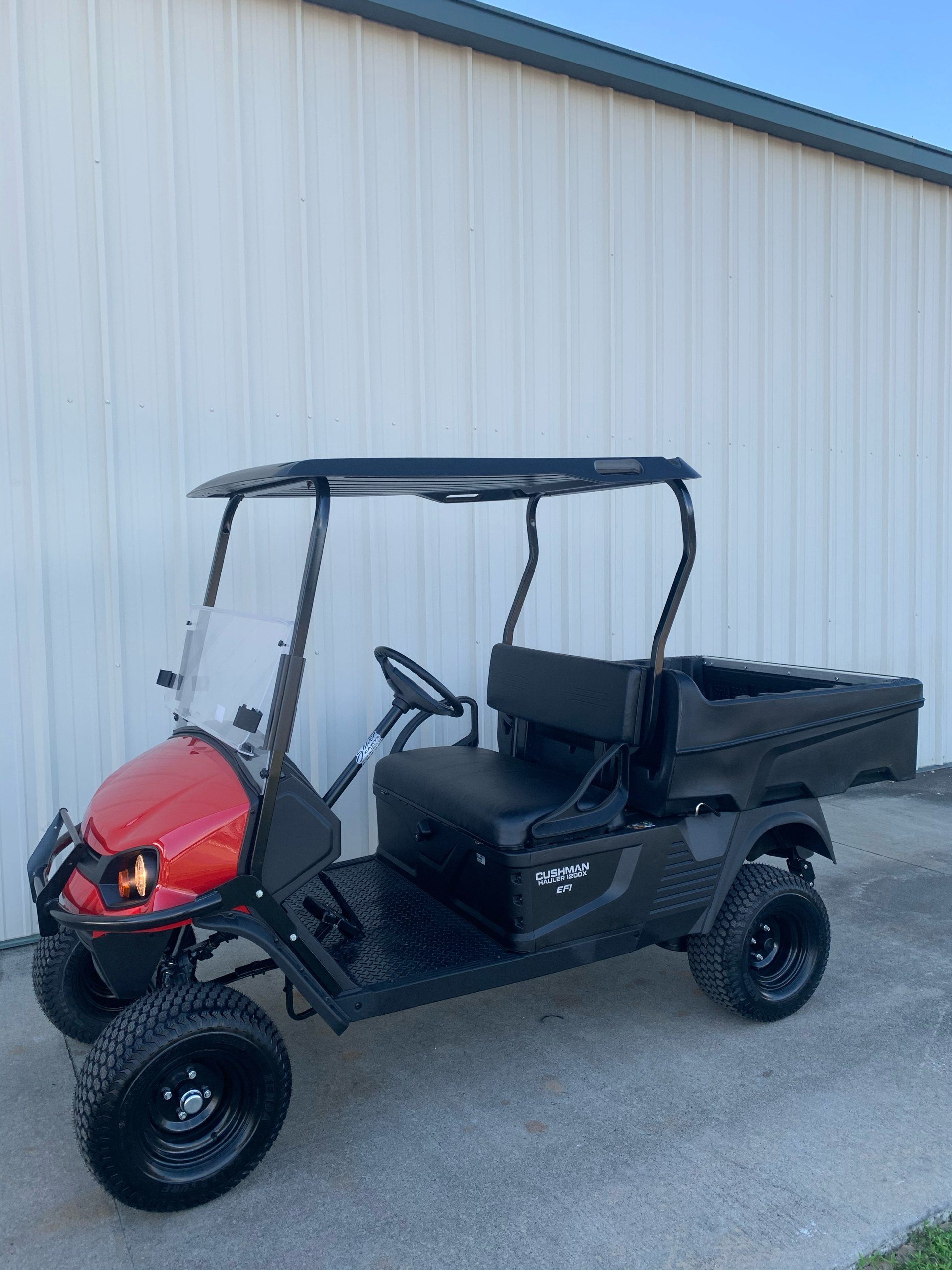 2021 CUSHMAN HAULER 1200 X EFI in Tifton, Georgia - Photo 1