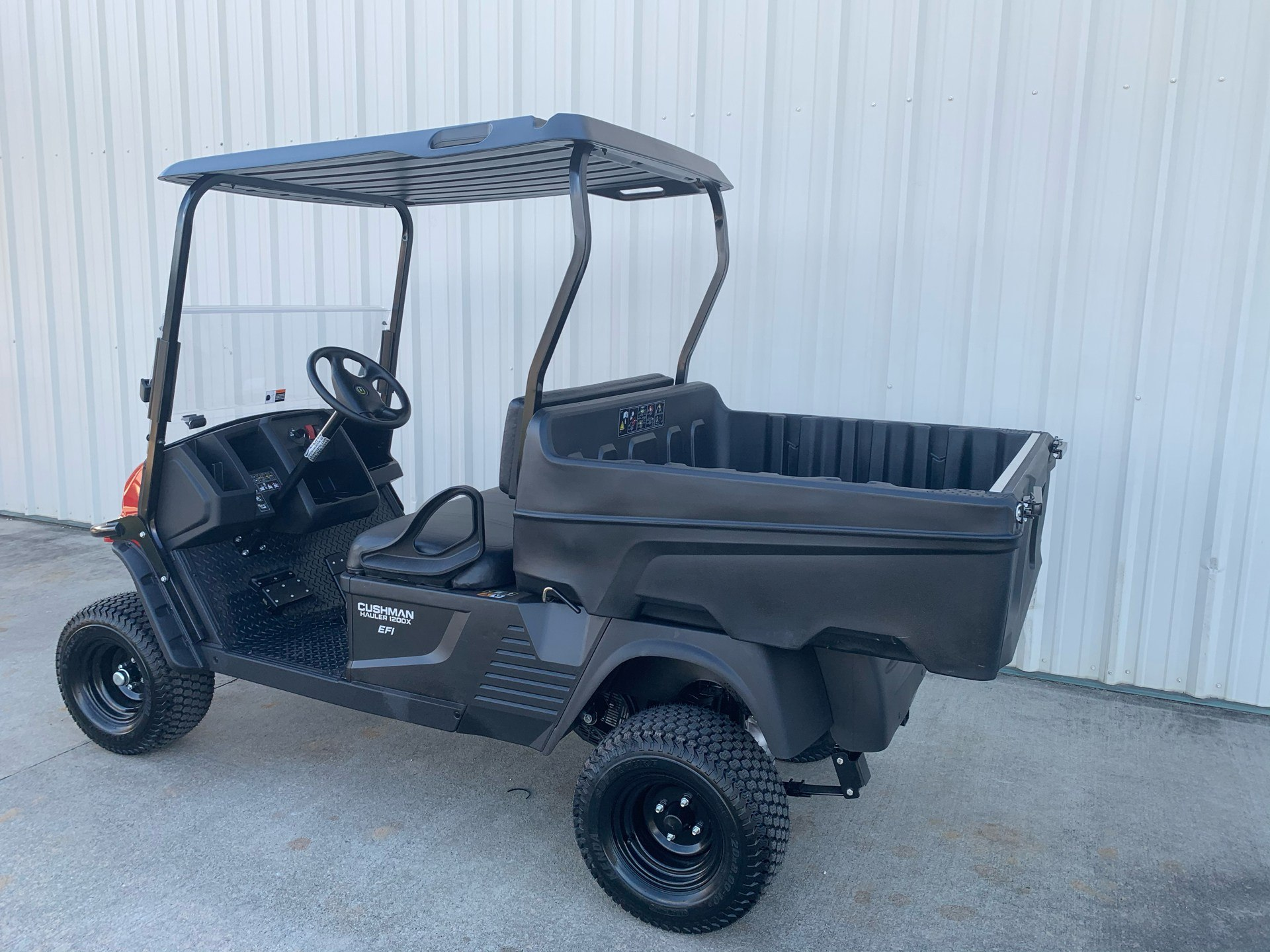 2021 CUSHMAN HAULER 1200 X EFI in Tifton, Georgia - Photo 2