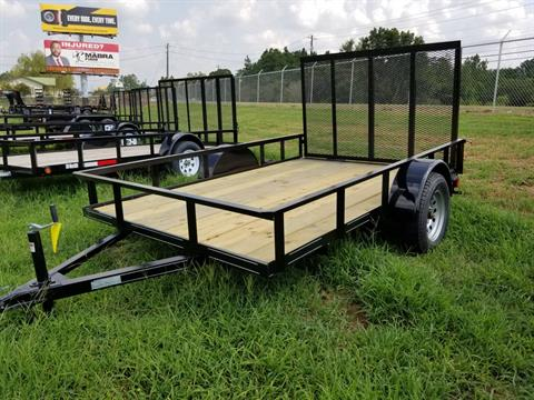 2018 Brewer Implement 2018 Brewer Implement 6.5x10 Landscape Utility Trailer in Tifton, Georgia