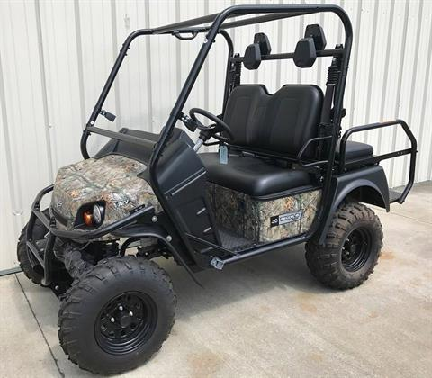 2017 Bad Boy Off Road Recoil iS 4-Passenger Camo in Tifton, Georgia
