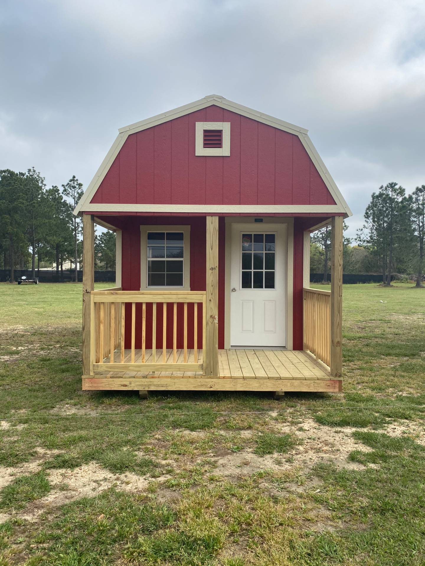 2019 PREMIER PORTABLE BUILDINGS ULBC - URETHANE LOFTED BARN CABIN in Tifton, Georgia - Photo 1