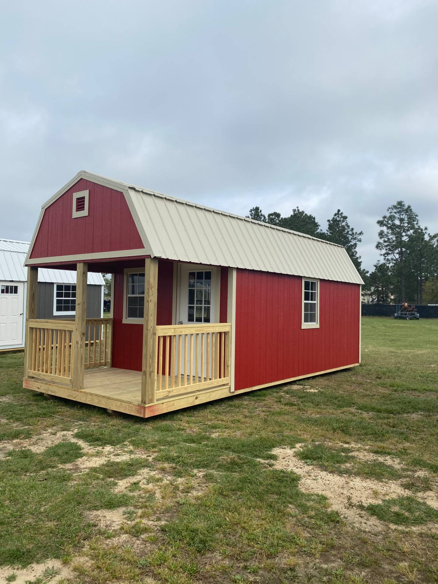 2019 PREMIER PORTABLE BUILDINGS ULBC - URETHANE LOFTED BARN CABIN in Tifton, Georgia - Photo 2