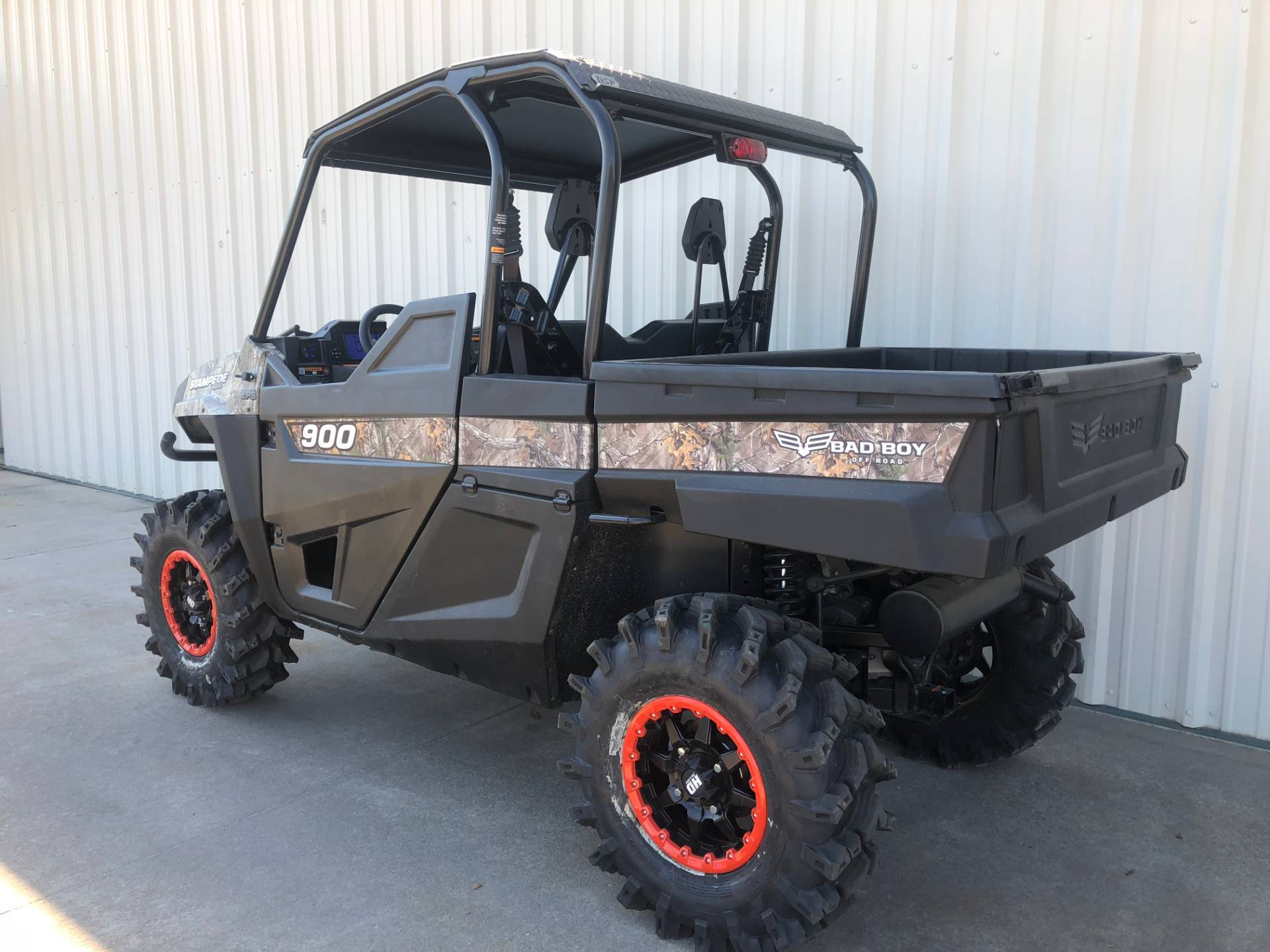 2017 Textron Off Road STAMPEDE 900 EPS in Tifton, Georgia