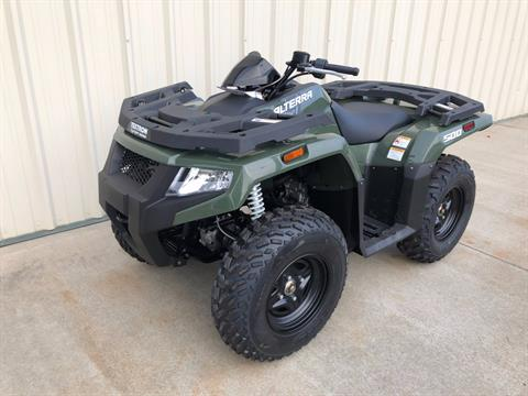 2018 Arctic Cat ALTERRA in Tifton, Georgia