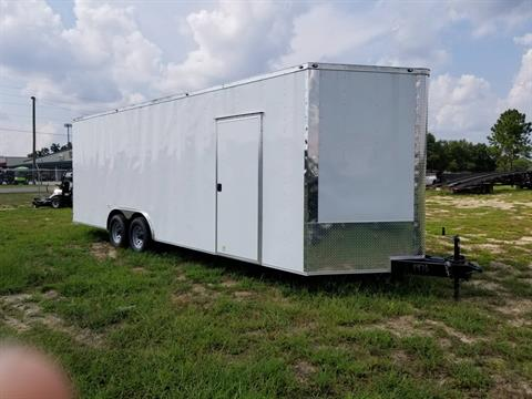 2018 DEEP SOUTH CARGO DEEP SOUTH 8.5 X 24 TANDEM AXLE CARGO TRAILER in Tifton, Georgia