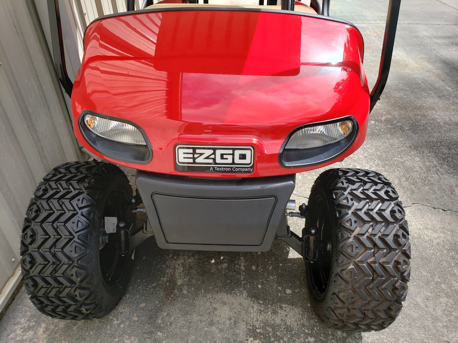 2019 E-Z-Go Freedom TXT Gas in Tifton, Georgia - Photo 4