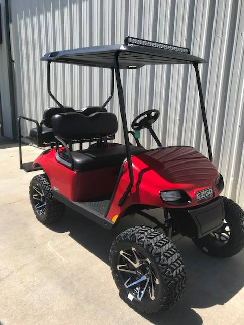 2019 E-Z-Go Freedom TXT Gas in Tifton, Georgia - Photo 8