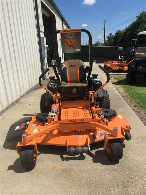 2020 SCAG Power Equipment Tiger Cat II 61 in. Kawasaki EFI 26 hp in Tifton, Georgia - Photo 5