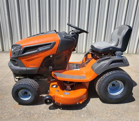 "2021 Husqvarna 142X 42"" TRACTOR MOWER in Tifton, Georgia - Photo 1"