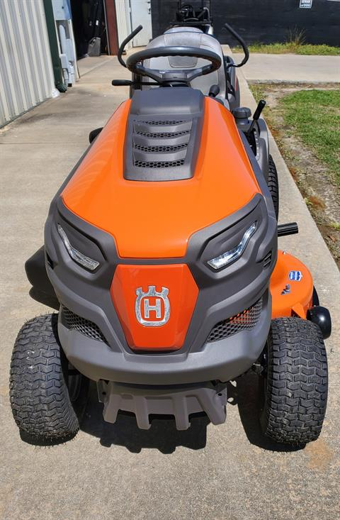 "2021 Husqvarna 142X 42"" TRACTOR MOWER in Tifton, Georgia - Photo 2"
