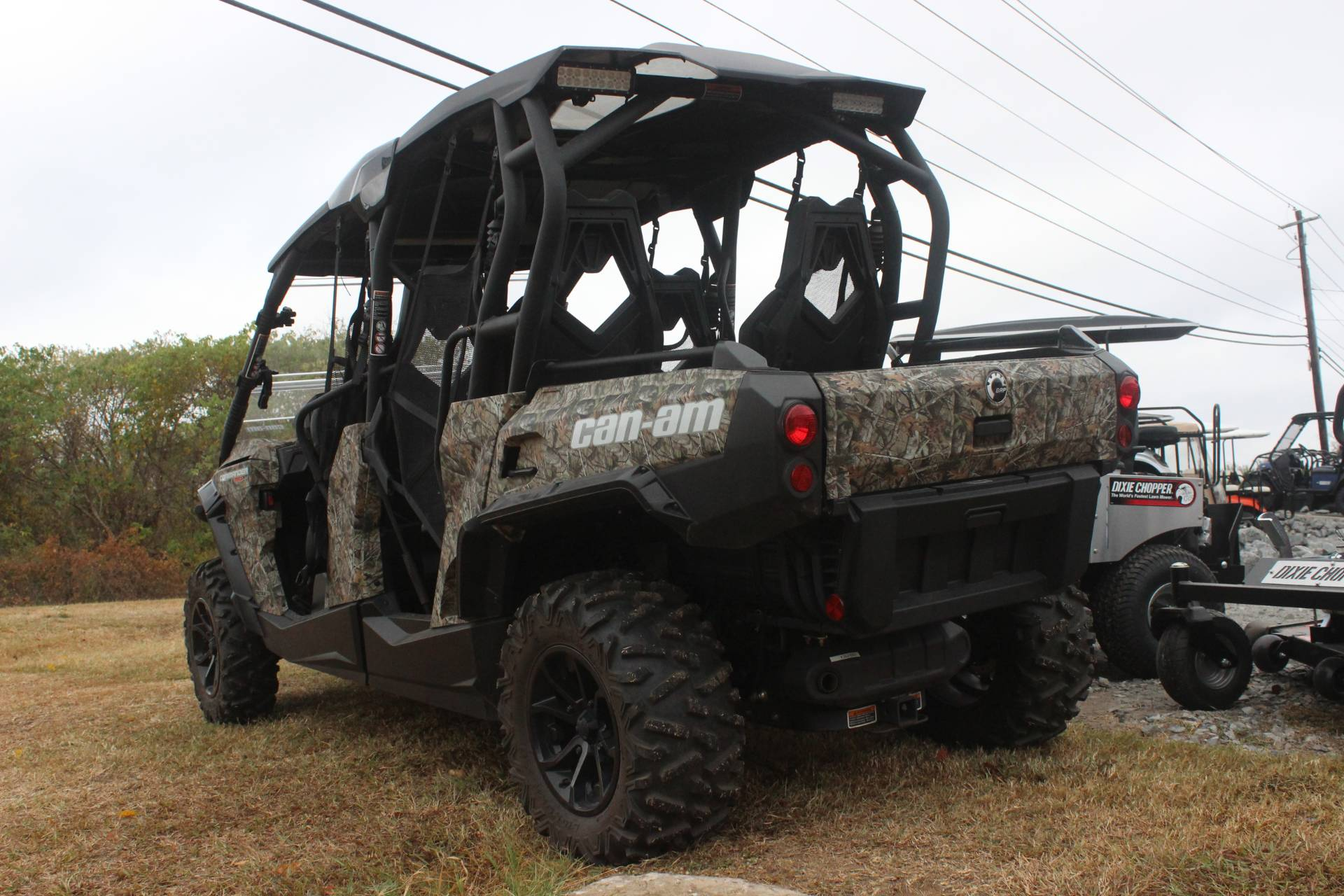 2015 Can-Am Commander™ Max XT™ 1000 in Tifton, Georgia
