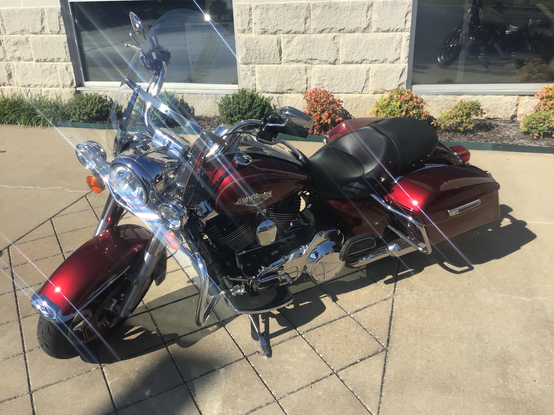 2016 Harley-Davidson Road King® in Memphis, Tennessee