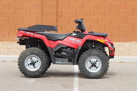 2012 Can-Am Outlander™ 400 in Kingman, Arizona