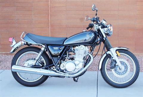 2015 Yamaha SR400 in Kingman, Arizona