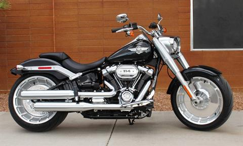 2018 Harley-Davidson Fat Boy®114 in Kingman, Arizona