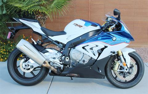 2016 BMW S 1000 RR in Kingman, Arizona