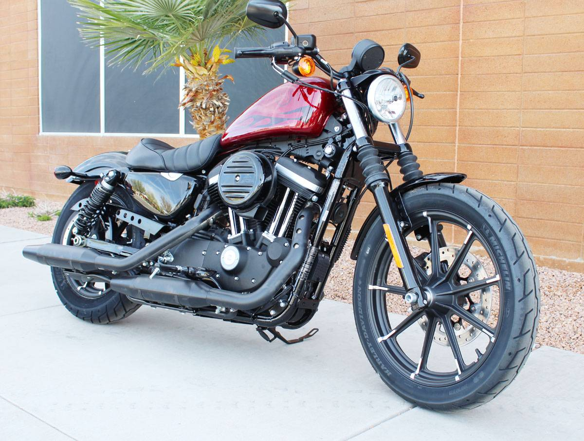 2017 Harley-Davidson Iron 883™ in Kingman, Arizona