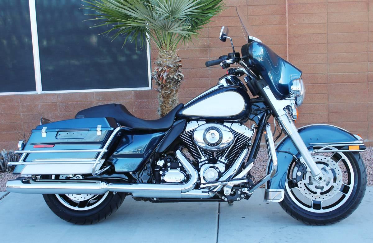 2013 Harley-Davidson Police Electra Glide® in Kingman, Arizona