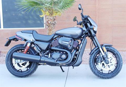 2017 Harley-Davidson Street™ Rod in Kingman, Arizona