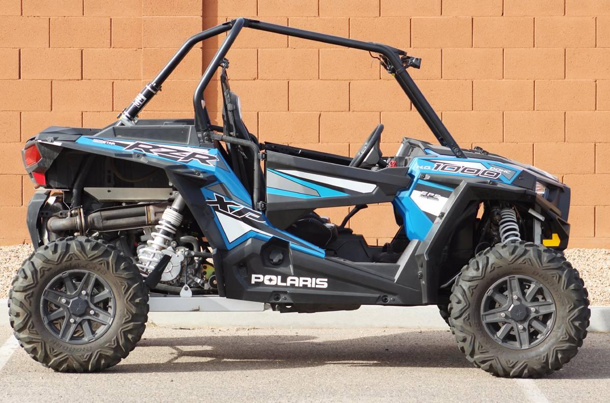 2016 Polaris RZR XP 1000 EPS for sale 96772