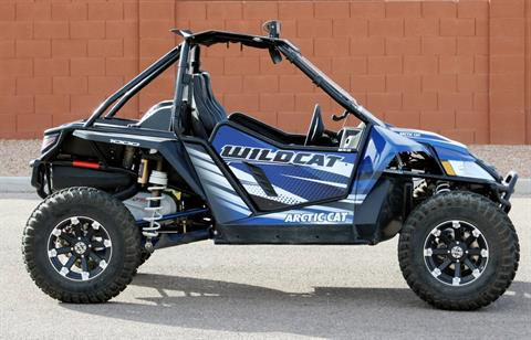2016 Arctic Cat Wildcat X in Kingman, Arizona