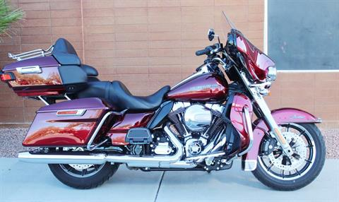 2016 Harley-Davidson Ultra Limited in Kingman, Arizona