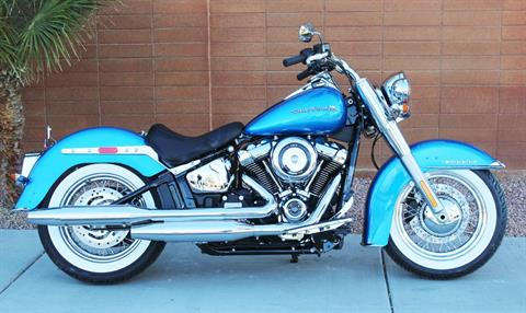 2018 Harley-Davidson Softail® Deluxe 107 in Kingman, Arizona
