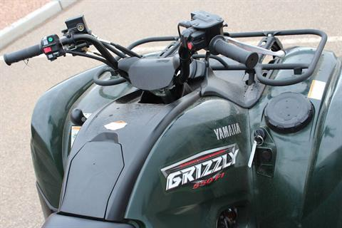 2010 Yamaha Grizzly 550 FI Auto. 4x4 in Kingman, Arizona