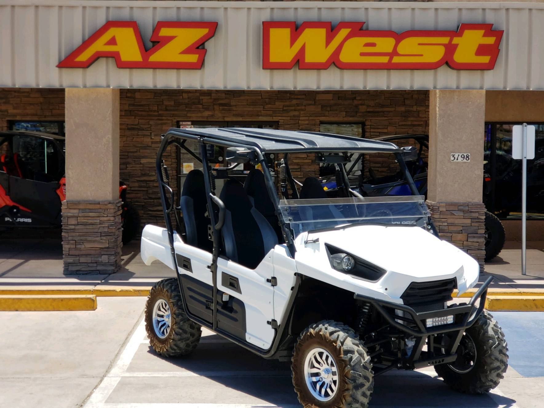 2014 Kawasaki Teryx4™ LE in Lake Havasu City, Arizona