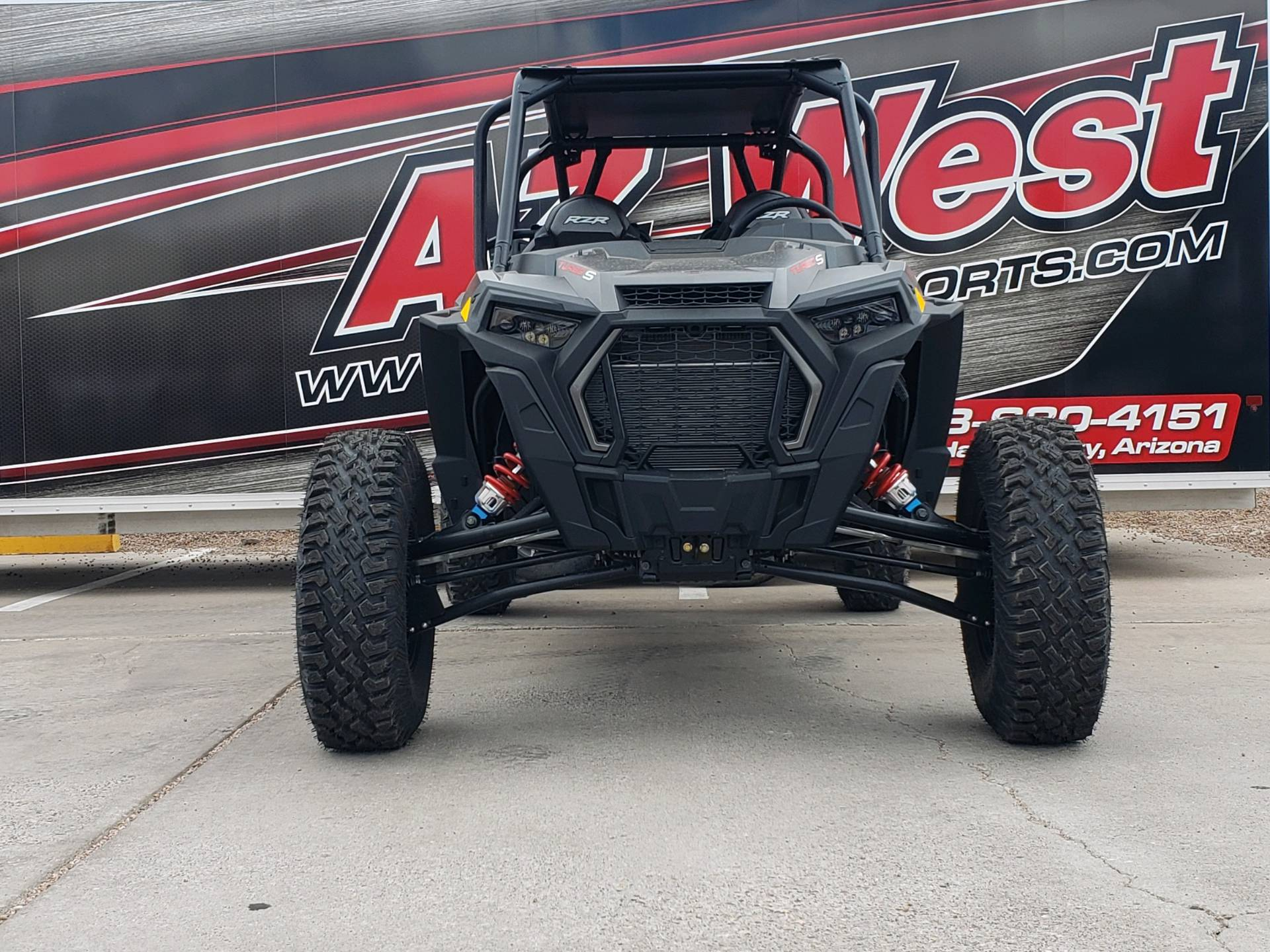 2019 Polaris RZR XP 4 Turbo S Velocity in Lake Havasu City, Arizona - Photo 3