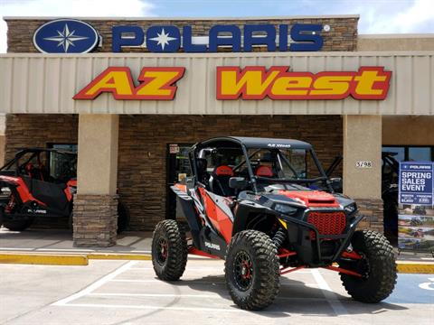 2018 Polaris RZR XP Turbo EPS Dynamix Edition in Lake Havasu City, Arizona