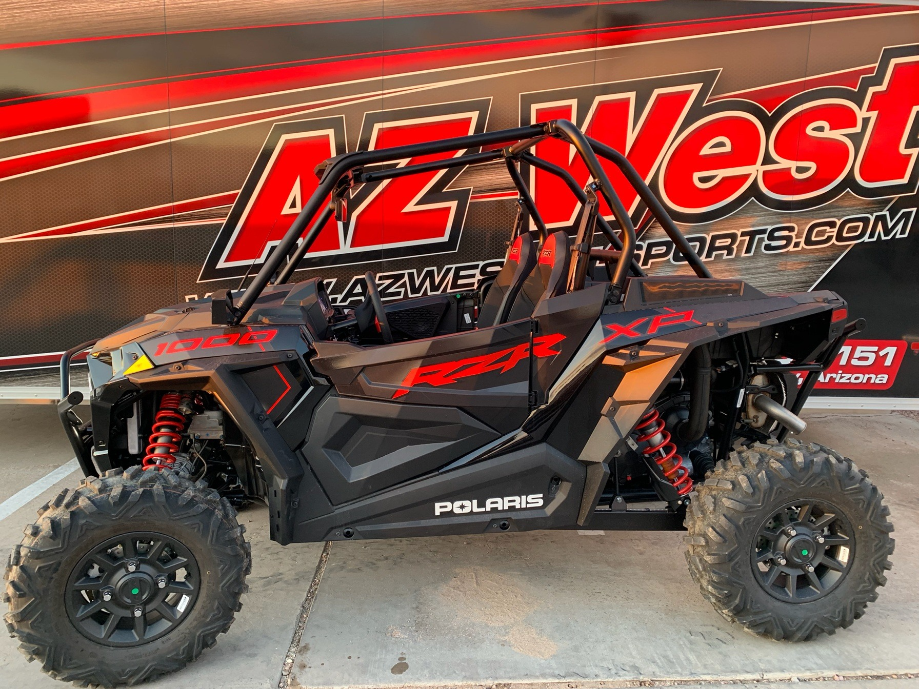 2020 Polaris RZR XP 1000 Premium in Lake Havasu City, Arizona - Photo 1