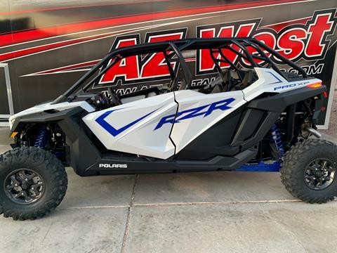 2020 Polaris RZR Pro XP 4 Premium in Lake Havasu City, Arizona