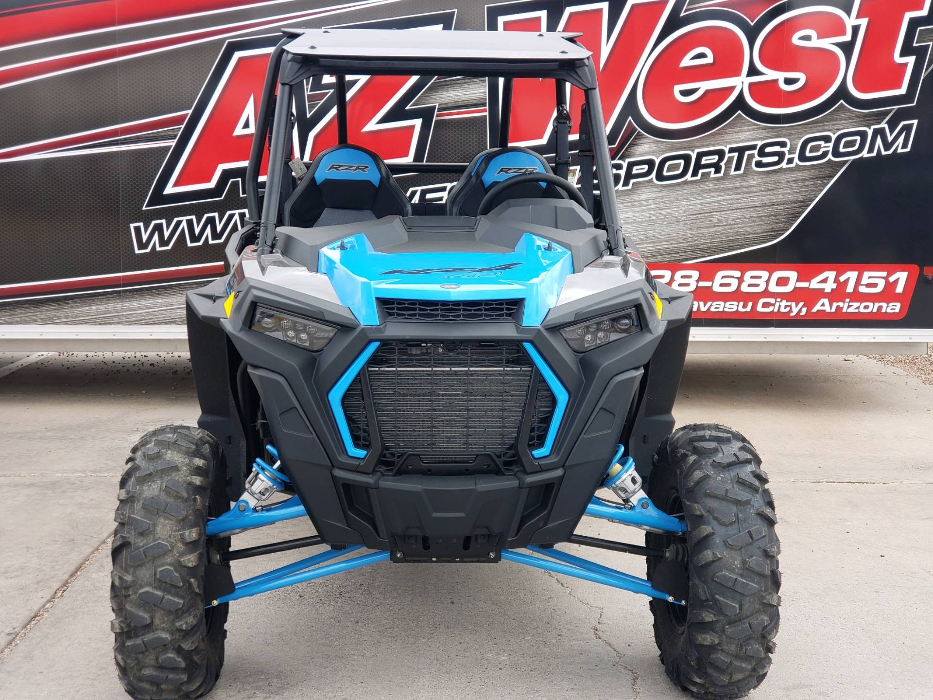 2019 Polaris RZR XP 4 Turbo in Lake Havasu City, Arizona - Photo 3