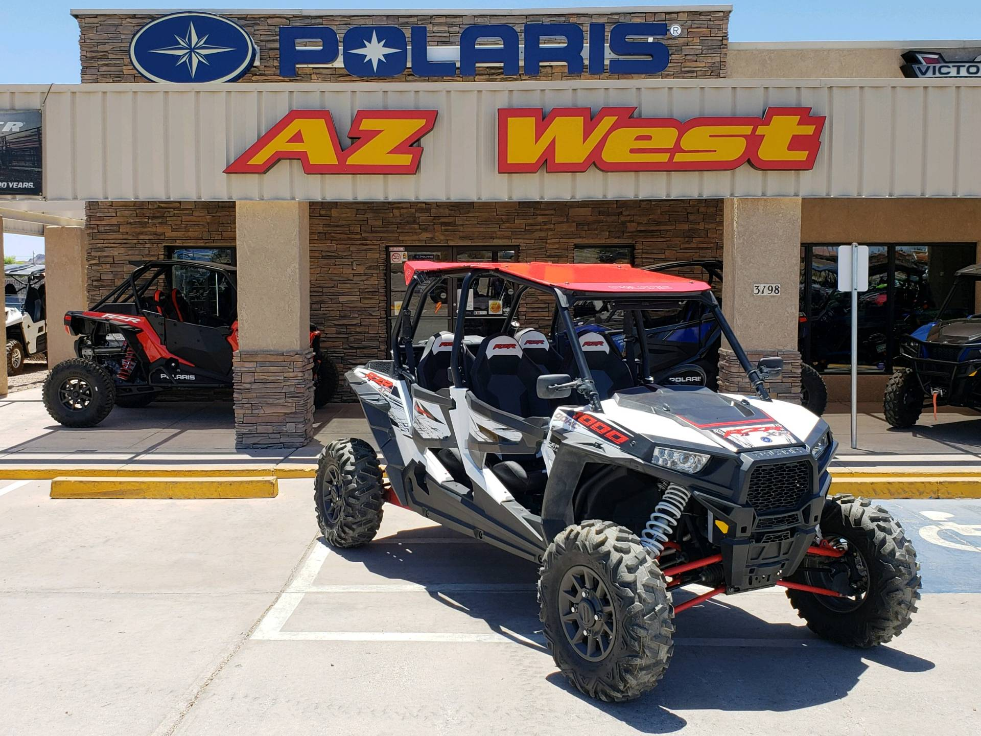2014 Polaris RZR XP 4 1000 EPS for sale 206718