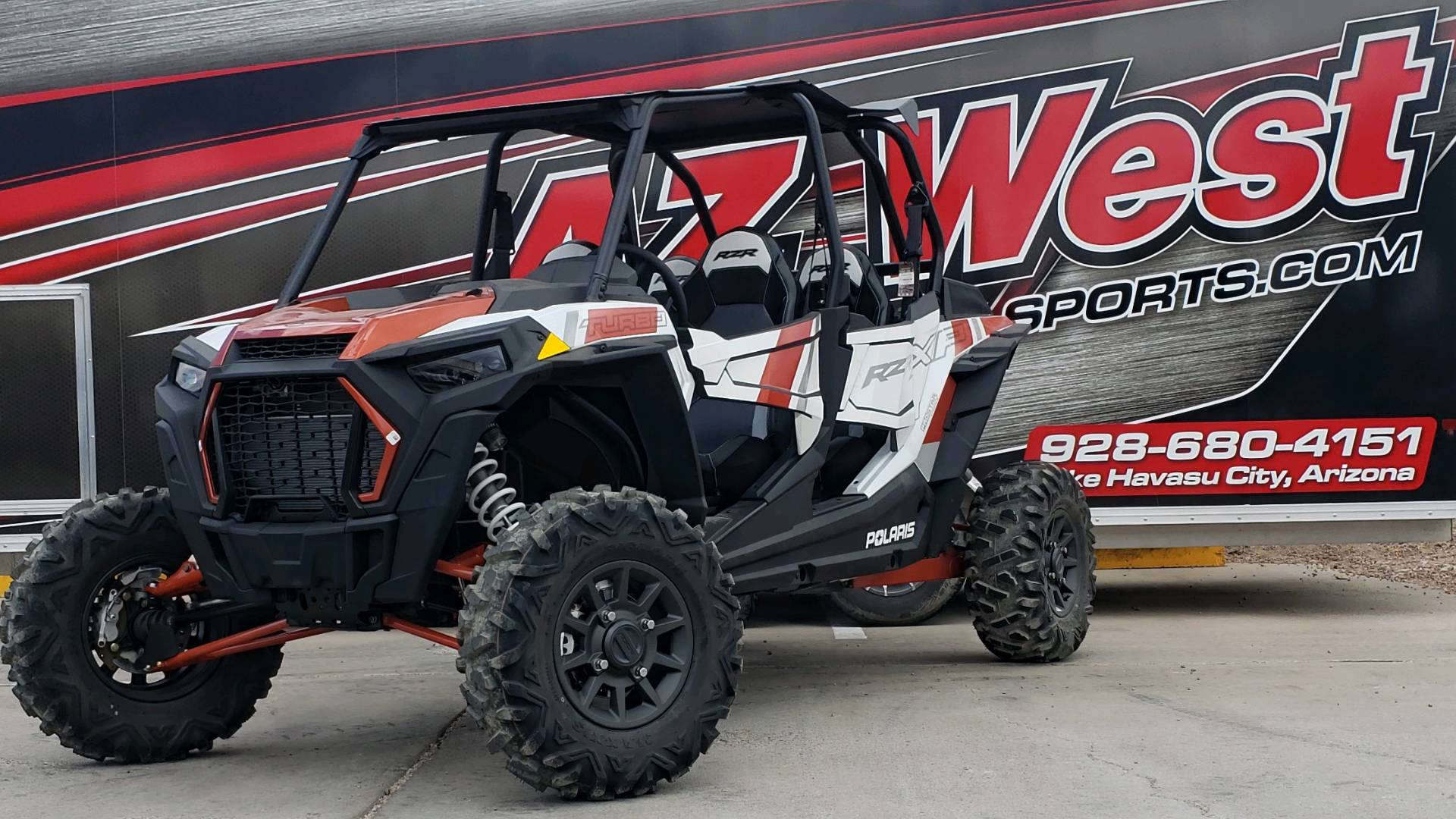 2019 Polaris RZR XP 4 Turbo in Lake Havasu City, Arizona - Photo 1