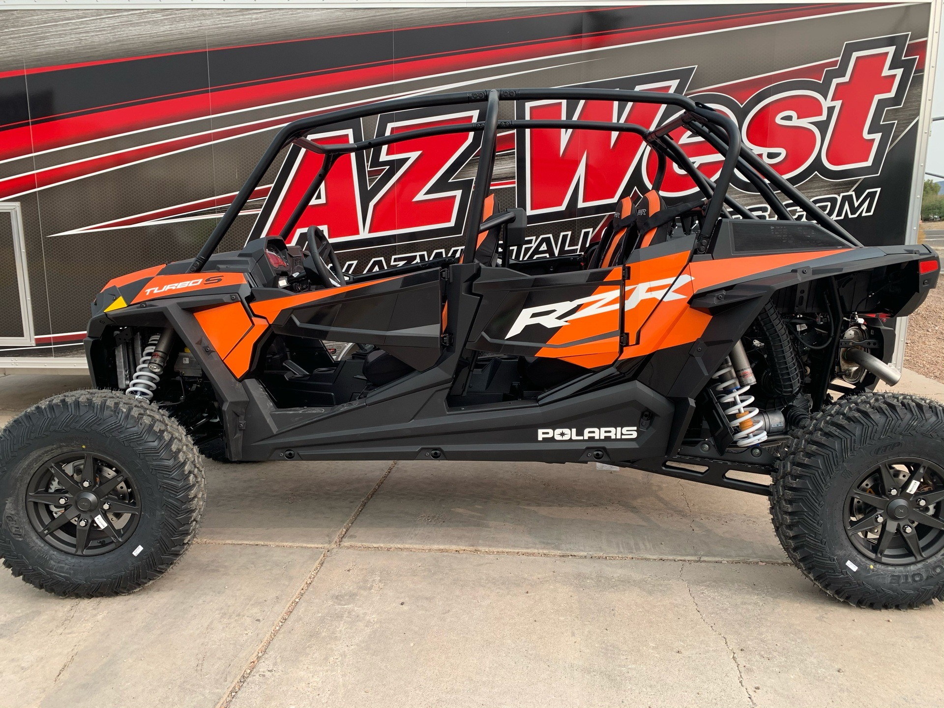 2021 Polaris RZR Turbo S 4 Velocity in Lake Havasu City, Arizona - Photo 1
