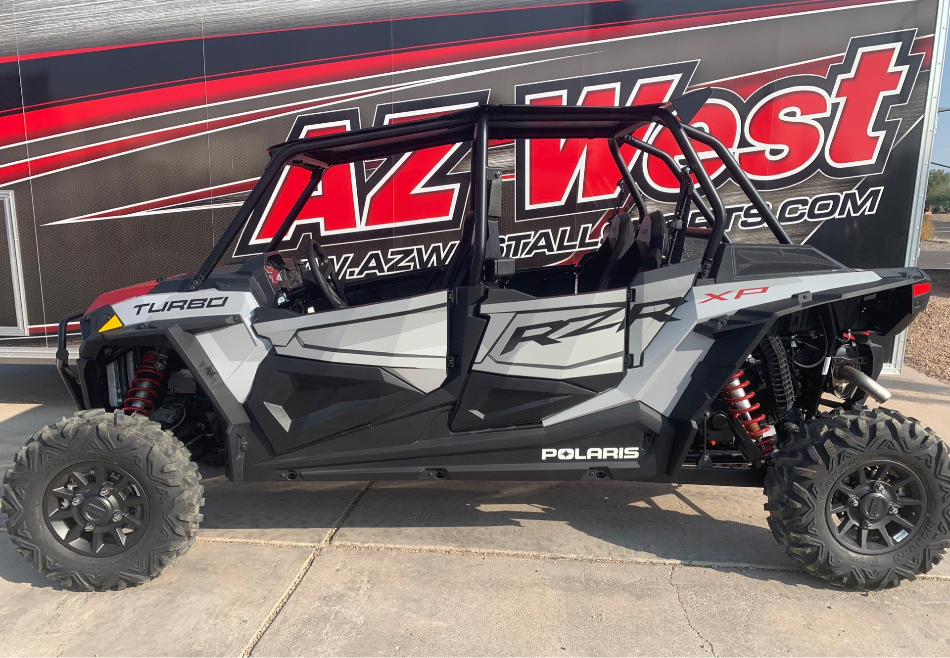 2021 Polaris RZR XP 4 Turbo in Lake Havasu City, Arizona - Photo 1