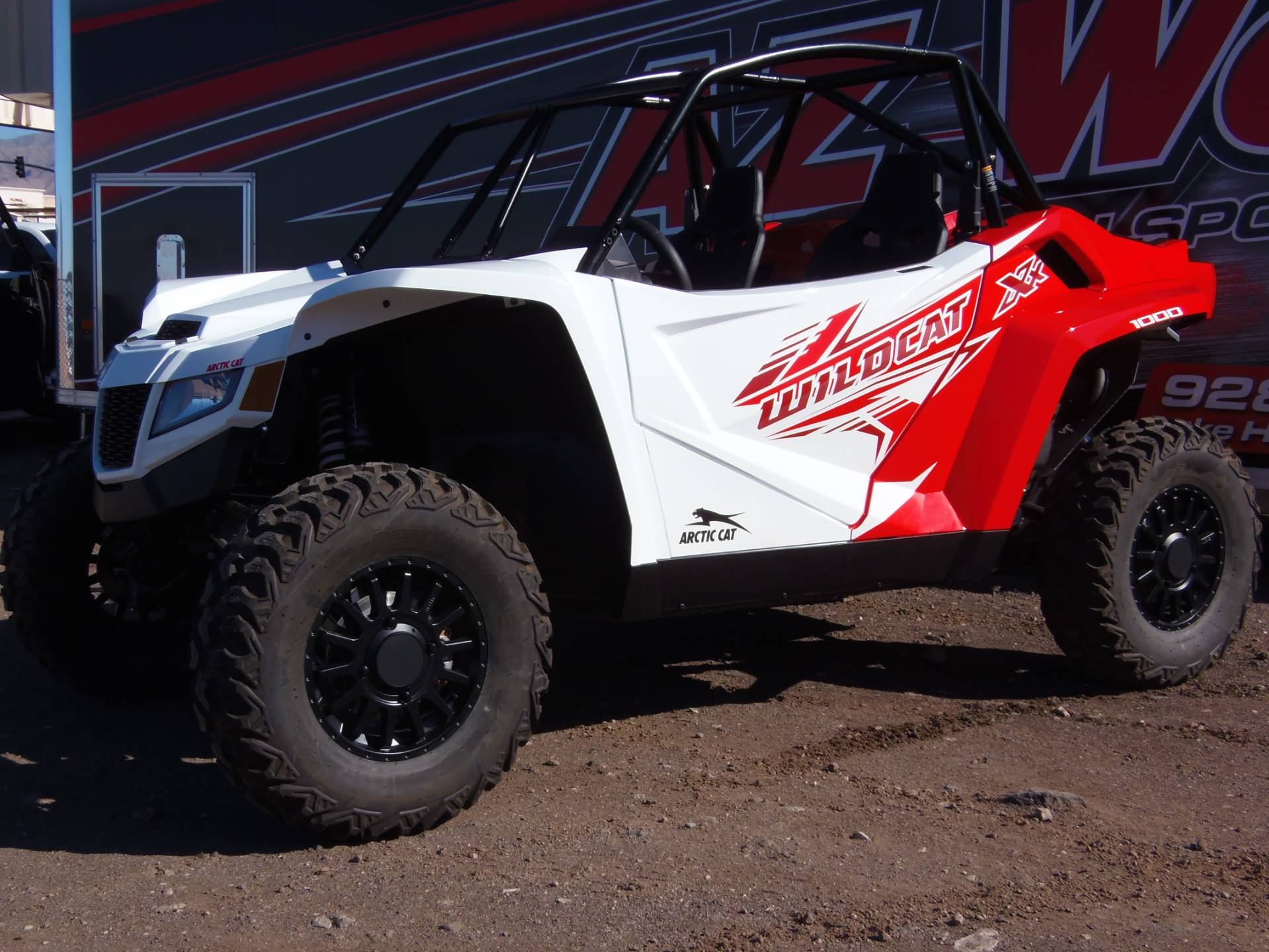 2020 Arctic Cat Wildcat XX in Lake Havasu City, Arizona - Photo 3