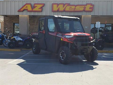 2019 Polaris Ranger Crew XP 1000 EPS NorthStar HVAC Edition in Lake Havasu City, Arizona