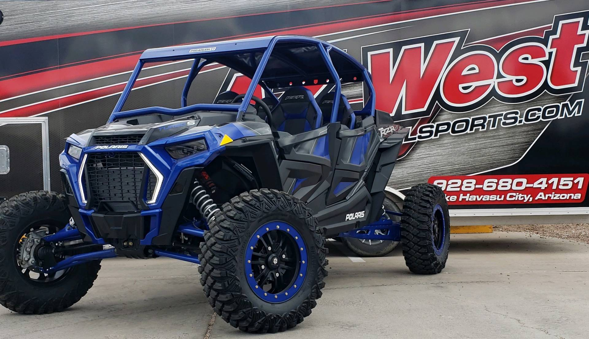 2019 Polaris RZR XP 4 Turbo S in Lake Havasu City, Arizona - Photo 1