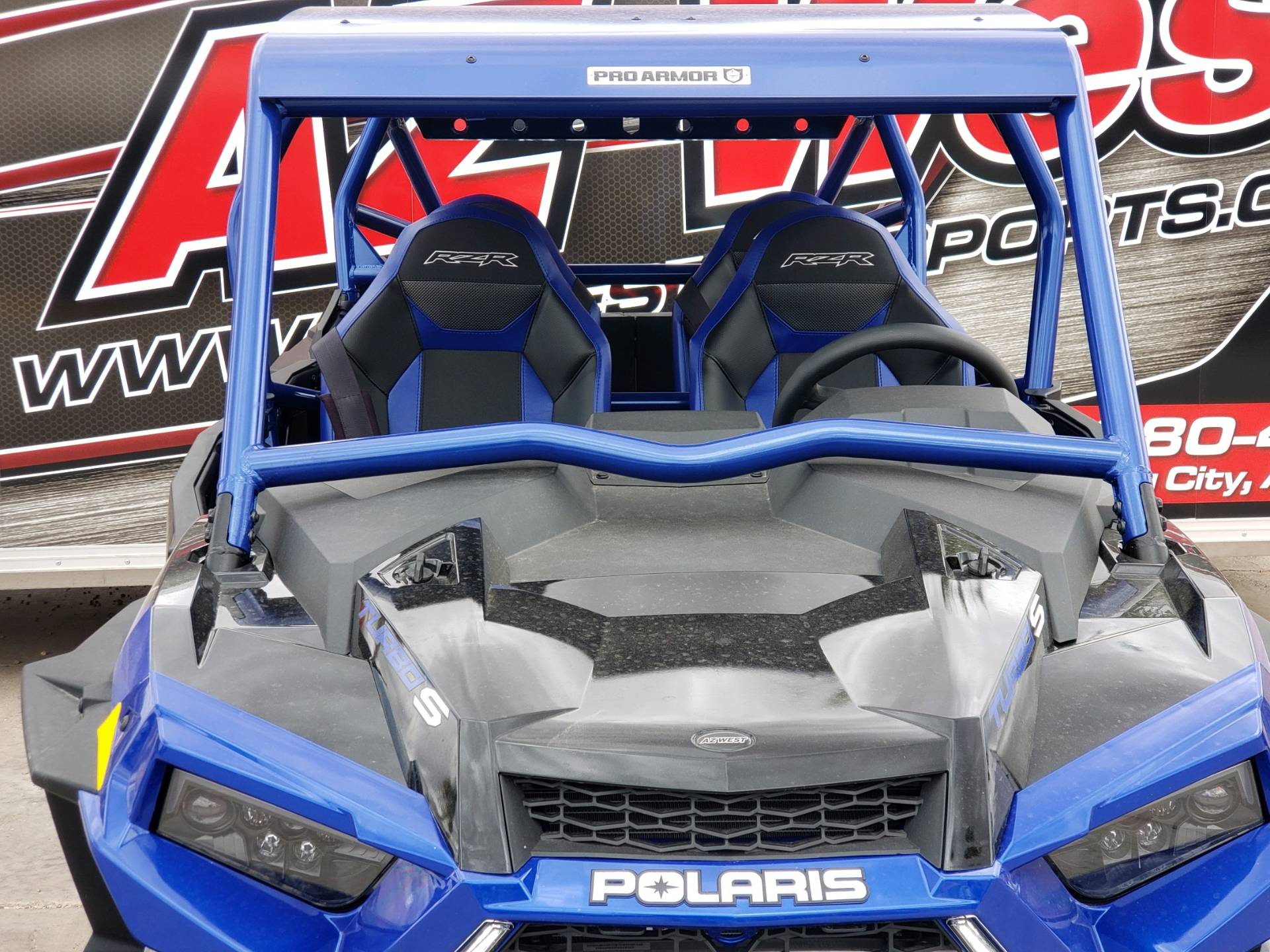 2019 Polaris RZR XP 4 Turbo S in Lake Havasu City, Arizona - Photo 4