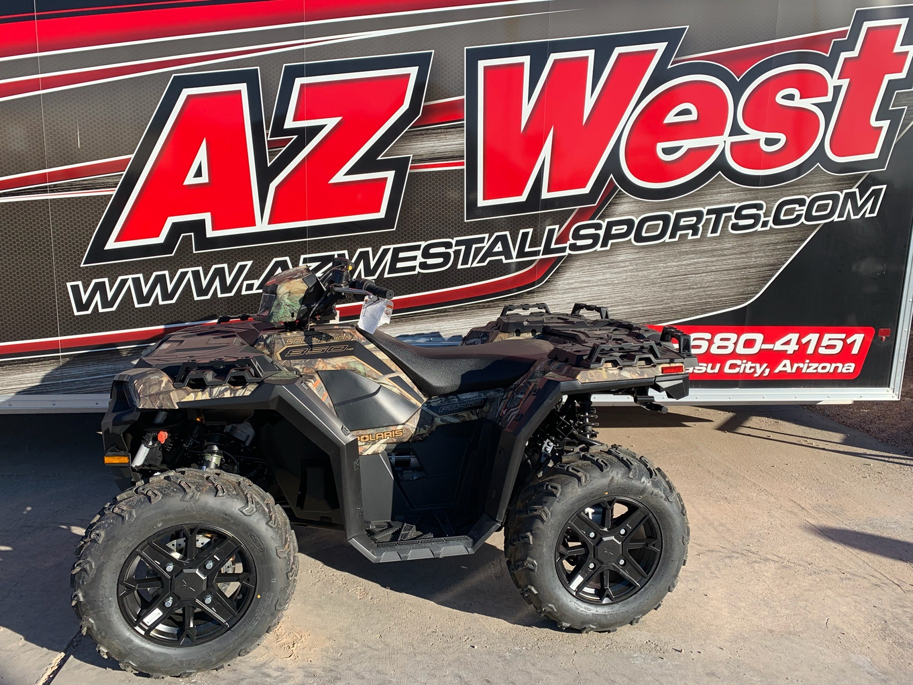 2020 Polaris Sportsman 850 Premium in Lake Havasu City, Arizona - Photo 1