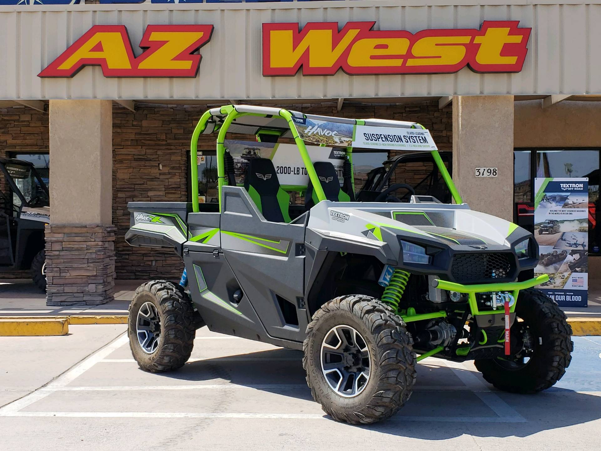 2018 Textron Off Road Havoc X in Lake Havasu City, Arizona - Photo 1