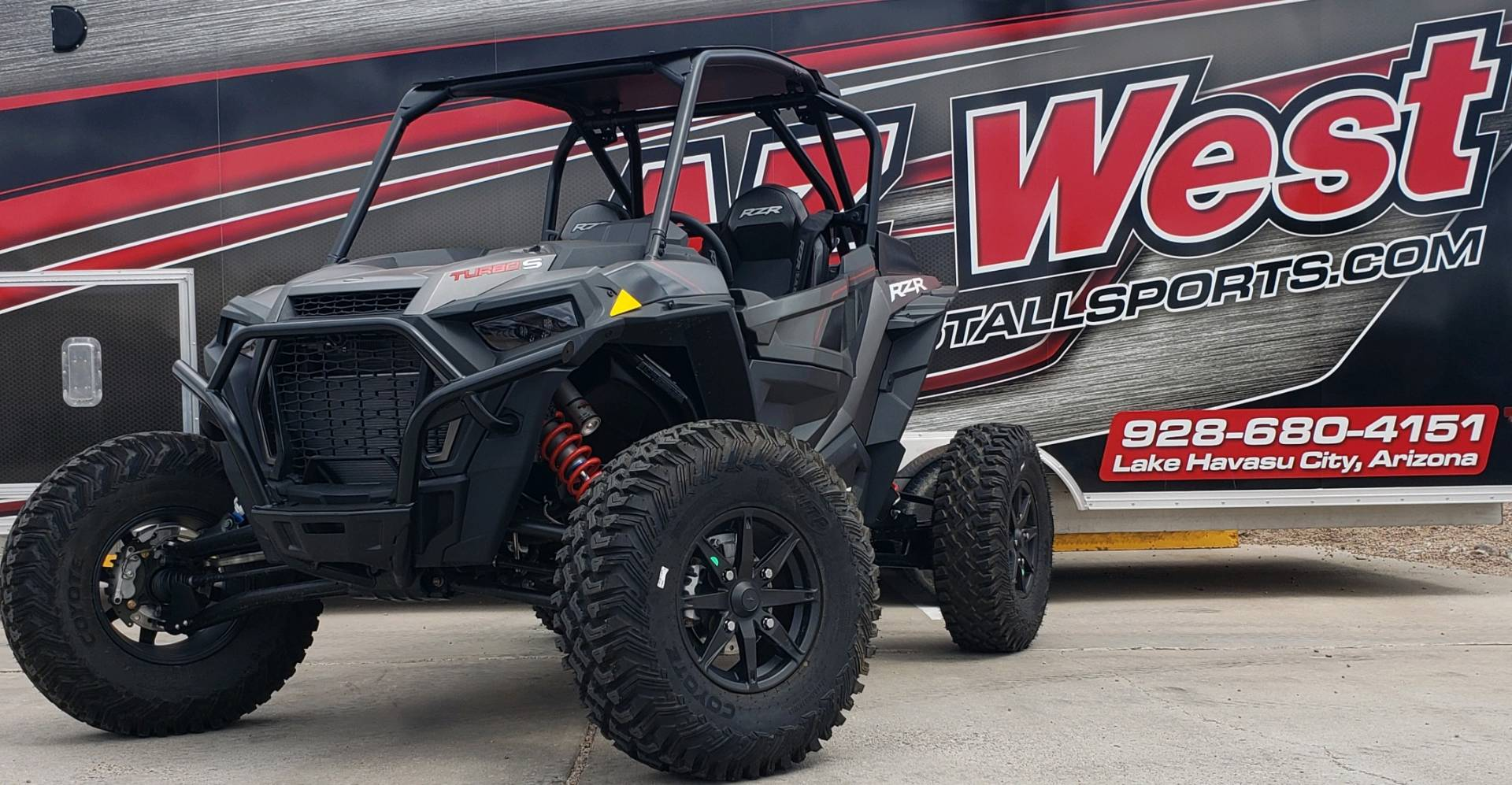 2019 Polaris RZR XP Turbo S Velocity in Lake Havasu City, Arizona - Photo 1