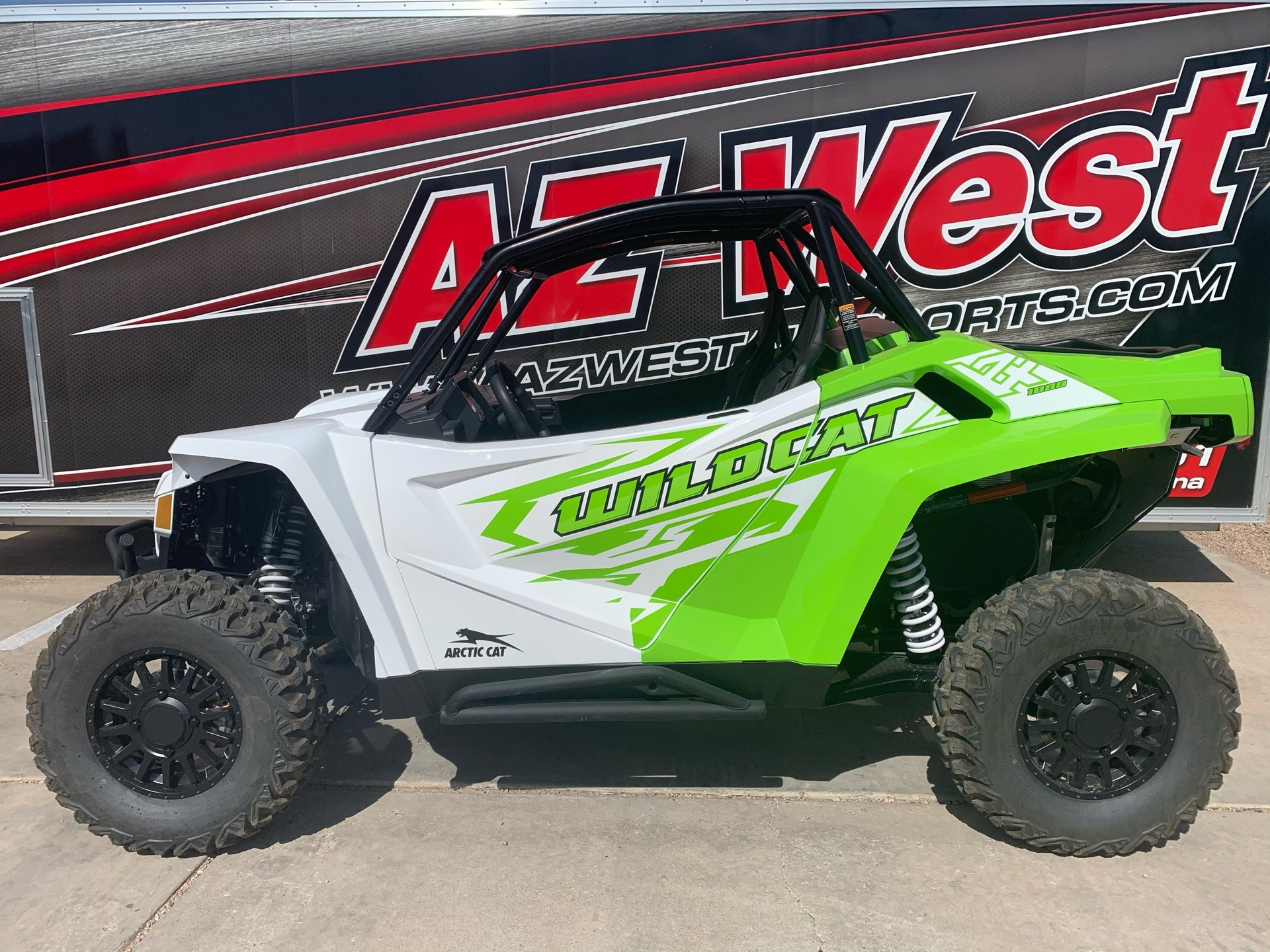 2021 Arctic Cat Wildcat XX in Lake Havasu City, Arizona - Photo 1