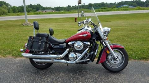 2006 Kawasaki VULCAN 1600 CLASSIC in Caledonia, Michigan