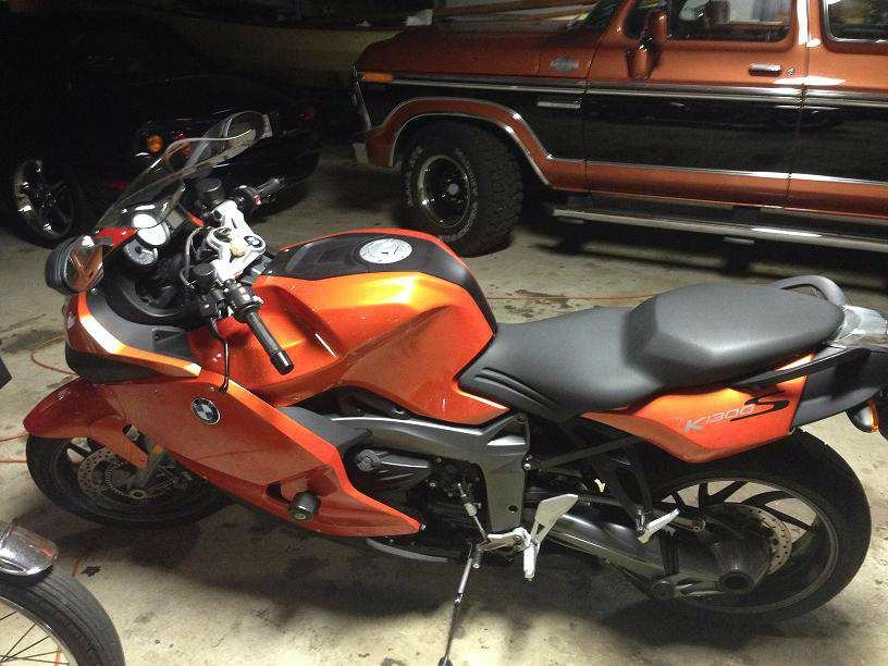 2009 BMW K 1300 S in Caledonia, Michigan