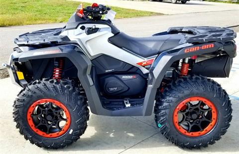 2021 Can-Am Outlander X XC 1000R in Cambridge, Ohio - Photo 1